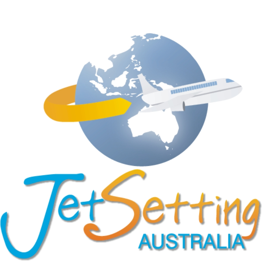 Jet Setting Australia Logo and Images