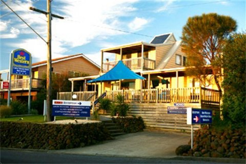 Best Western Great Ocean Road Motor Inn Logo and Images