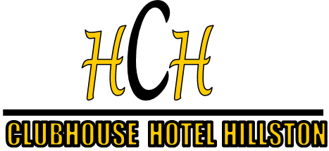 Clubhouse Hotel & Dining Logo and Images