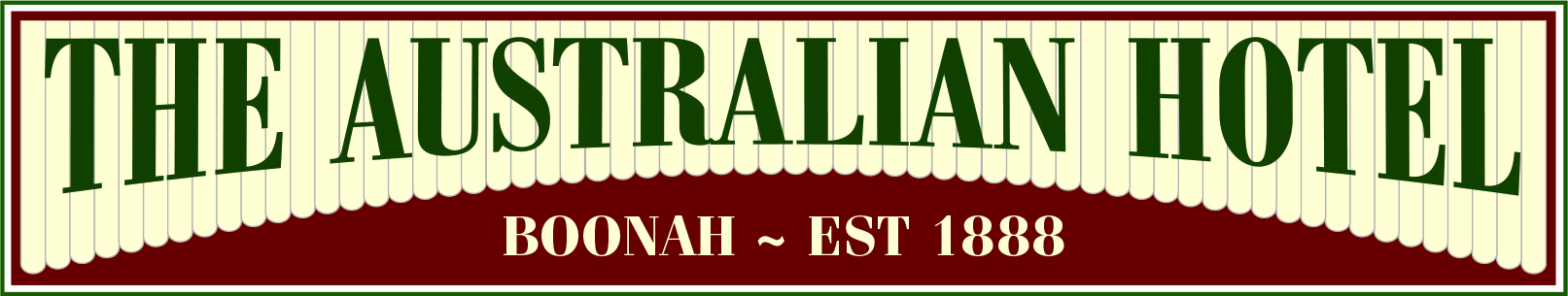 Australian Hotel - Boonah Logo and Images