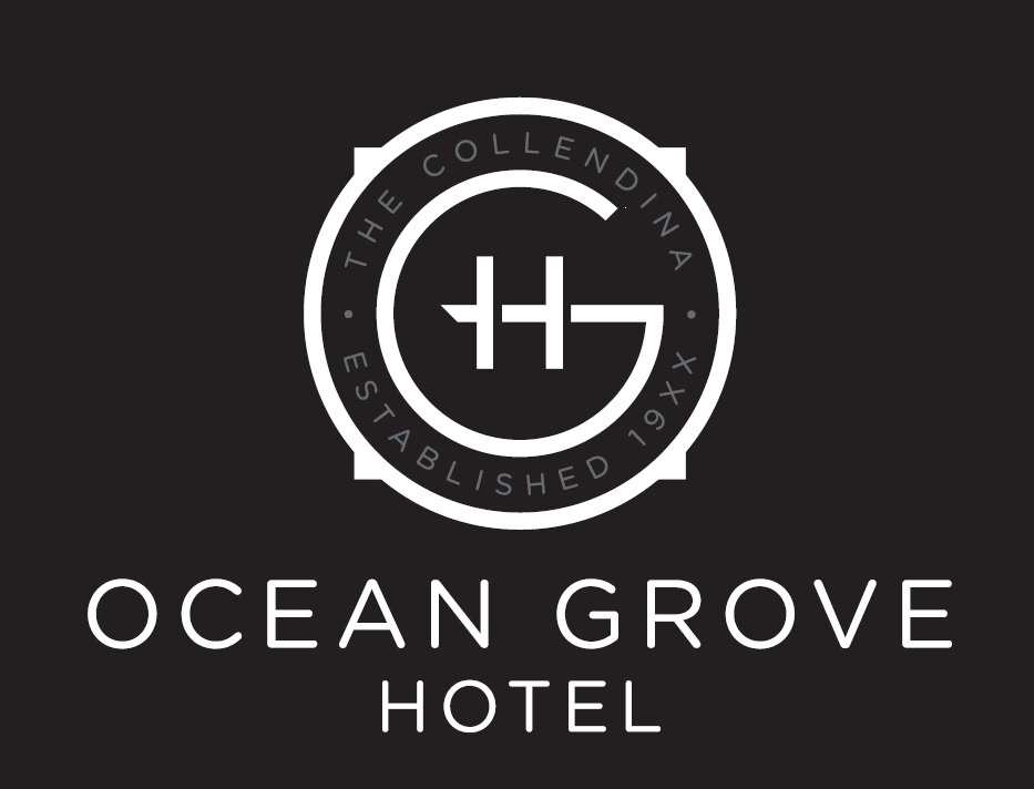 Ocean Grove Hotel Logo and Images