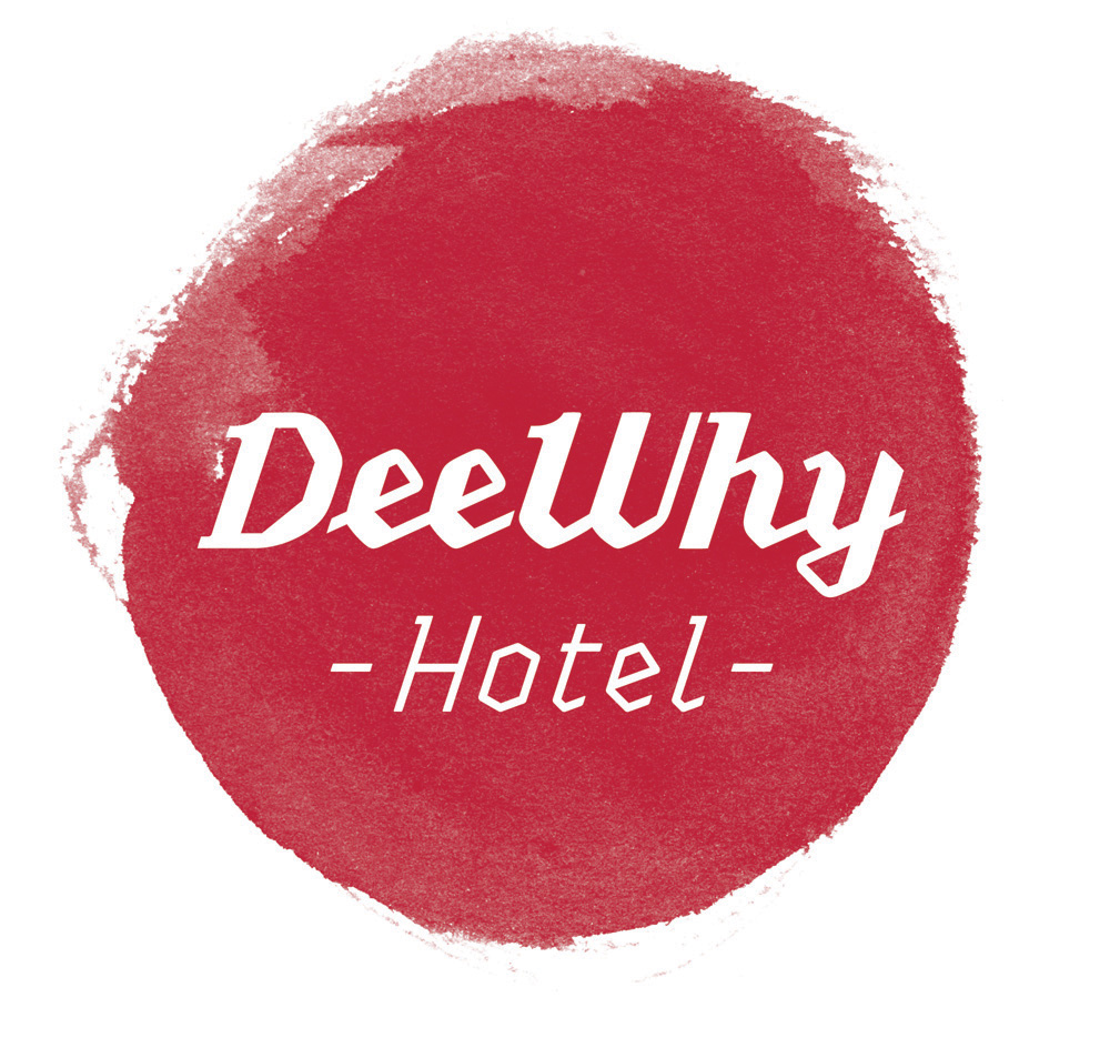 Dee Why Hotel Logo and Images
