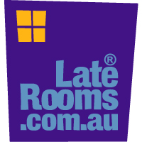 LateRooms.com.au Logo and Images
