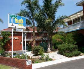 Thirroul Beach Motel Logo and Images