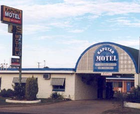 Kaputar Motel Logo and Images