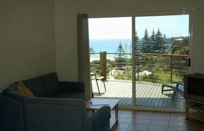 Tathra Beach House Apartments Logo and Images