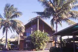 Ocean Resort Village Logo and Images