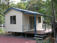 Cooktown Holiday Park Logo and Images
