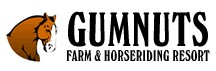 Gumnuts Farm Resort Logo and Images