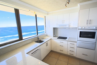 Seacrest Beachfront Holiday Apartments Logo and Images