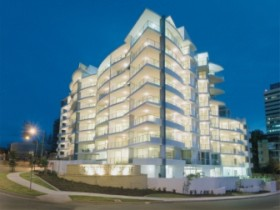 Points North Apartments Caloundra Logo and Images