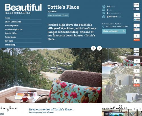 Totties Place At Wye River Logo and Images