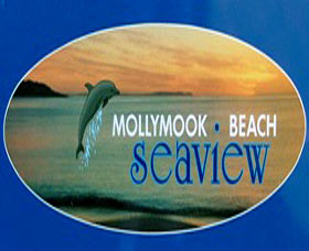 A Mollymook Beach Seaview Logo and Images