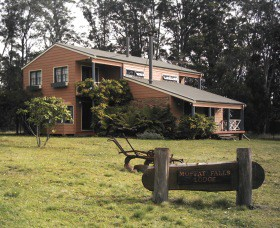 Moffat Falls Lodge And Cottages Logo and Images