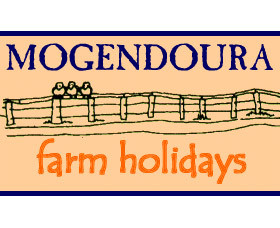 Mogendoura Farm Holidays Logo and Images