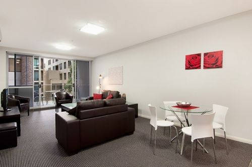 Astra Apartments North Sydney Logo and Images