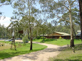 Megalong Valley Guesthouse Accommodation Logo and Images