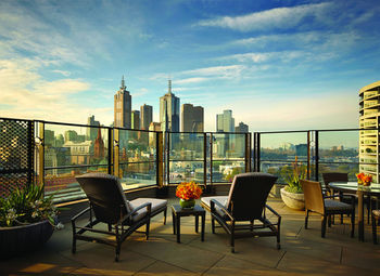 The Langham, Melbourne Logo and Images