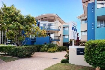 Twin Quays Noosa Resort Logo and Images