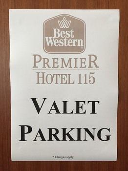 Best Western Premier Hotel 115 Kew Logo and Images