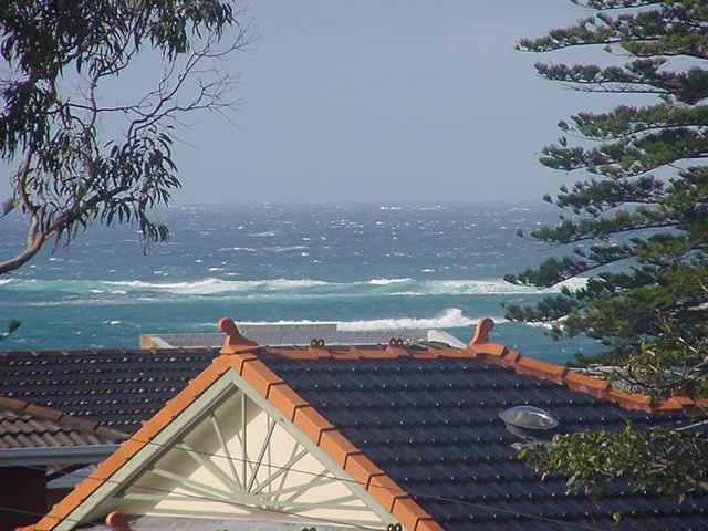Cronulla Seabreeze Bed & Breakfast Logo and Images