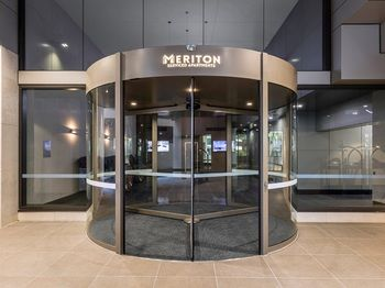 Meriton Serviced Apartments Chatswood Logo and Images
