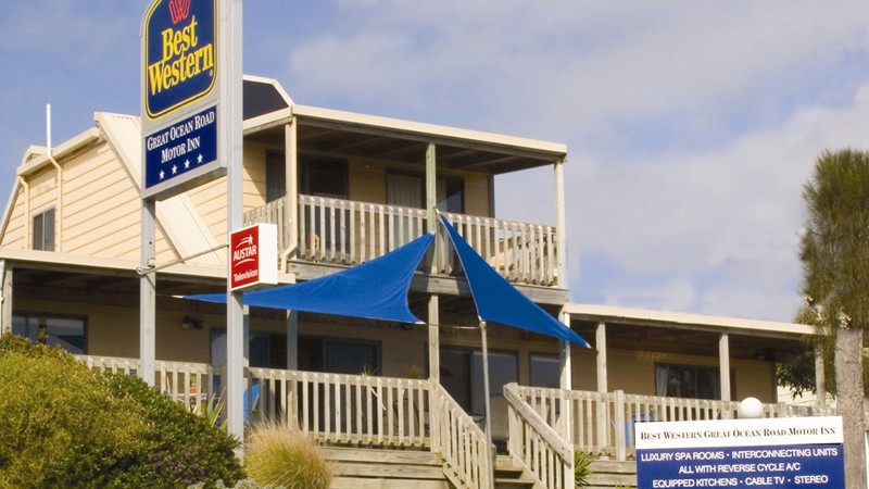 BEST WESTERN Great Ocean Road Inn Logo and Images