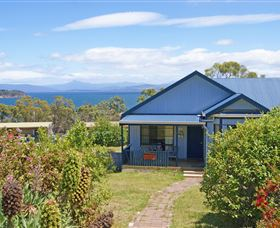 Bruny Island Accommodation Services - Omaroo Cottage Image