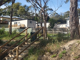 Coningham Beach Holiday Cabins Image
