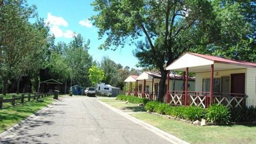 Bairnsdale Riverside Holiday Park Image