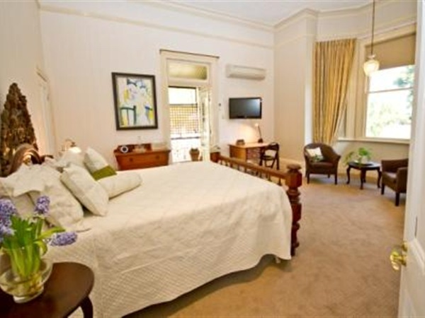 Brisbane Milton Bed and Breakfast Image