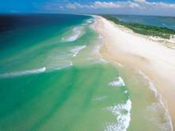 Ocean Beach Camping Area Image