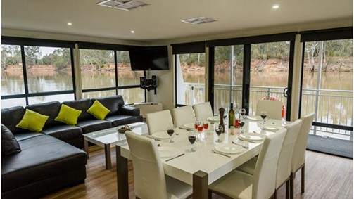 Moama on Murray Houseboats Image