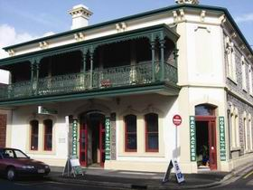 Adelaide's Shakespeare Backpackers International Hostel Image