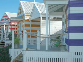 Beach Huts Middleton Image