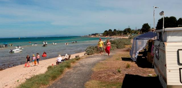 Bellarine Bayside Holiday Parks - Anderson Reserve Logo and Images