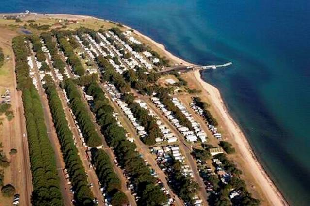 Bellarine Bayside Holiday Parks - Portarlington Logo and Images