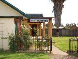 Forest Hill Caravan Park Logo and Images