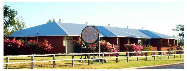 Gidgee Inn Motel Logo and Images