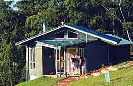 Jenolan Cabins Logo and Images