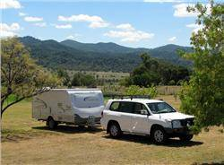 Kootingal Kourt Caravan Park Logo and Images