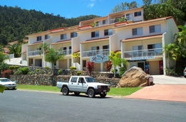 Reefside Villas Whitsunday Logo and Images