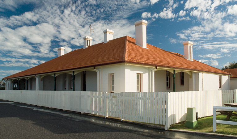 Assistant Lighthouse Keeper's Cottages - Byron Bay Image
