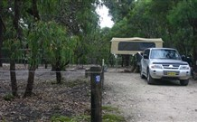 Bittangabee campground Logo and Images