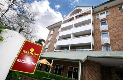 Waldorf Apartment Hotel Pennant Hills Logo and Images