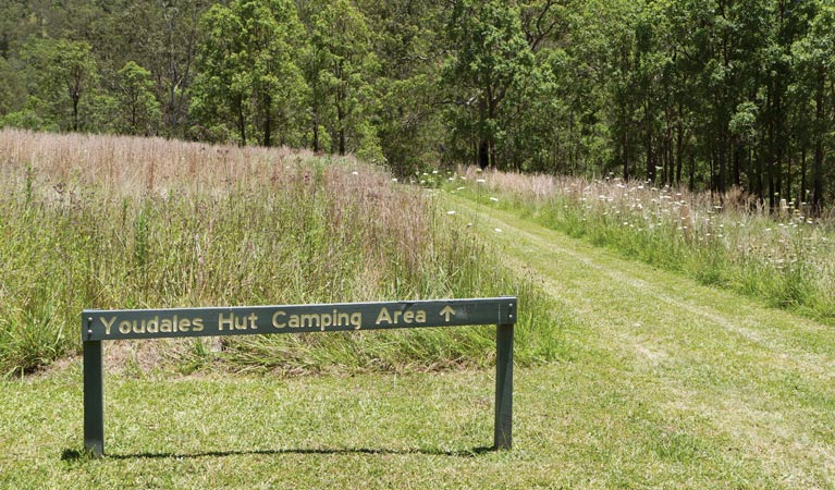 Youdales campground Logo and Images