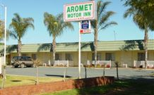 Aromet Motor Inn - Temora Logo and Images