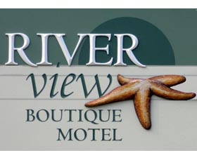 Riverview Boutique Motel - Nambucca Heads Logo and Images