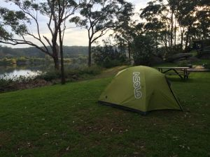 Shoalhaven Zoo Camping Reserve Logo and Images