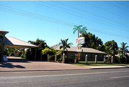 Biloela Palms Motor Inn Logo and Images